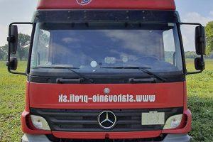Mercedes Atego 12 ton